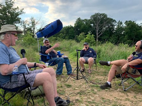 outdoor-interview